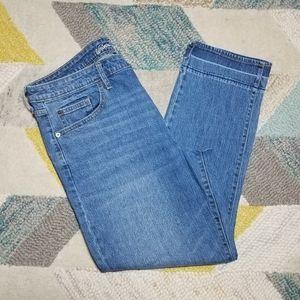 Universal Thread Boyfriend Cropped Jeans 16